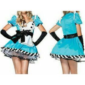 Charming Alice in Wonderland Costume